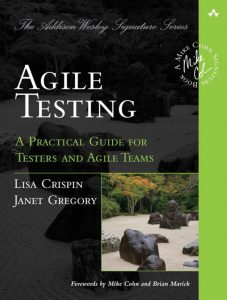 Agile Testing - The Book