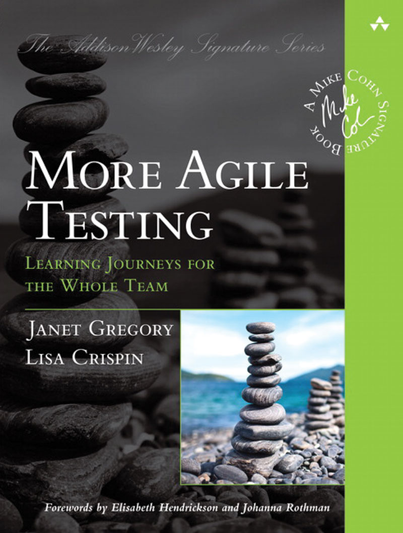 More-Agile-Testing-Book-Gregory-Crispin