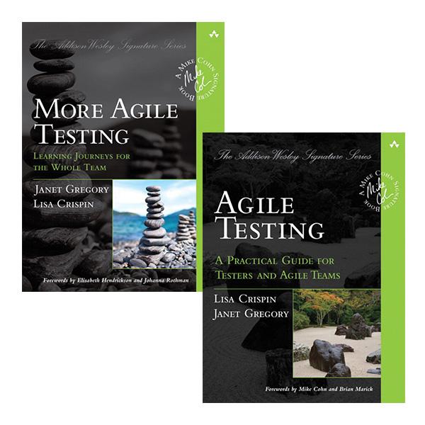 Agile-Testing-Books